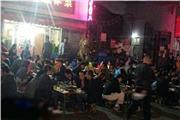 闵行龙茗路沿街200平 可外摆,烧烤龙虾等 夜市好