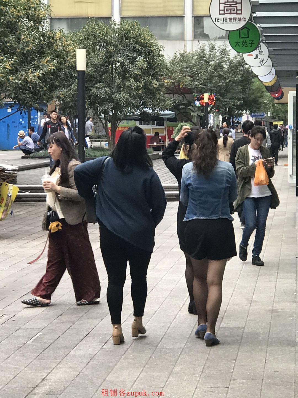 南京西路步行街沿街商铺出租,业态不限