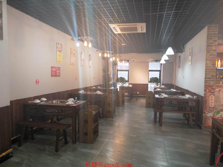 4.5万超低价急转云岩区北京路106㎡餐馆