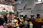 金融港凤凰花园商业街240平米中餐馆转让