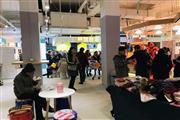 松江九亭地铁站  连通地铁商铺  饮品轻重餐饮等