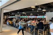 长宁中山公园商圈 定西路沿街230平沿街 餐饮商铺