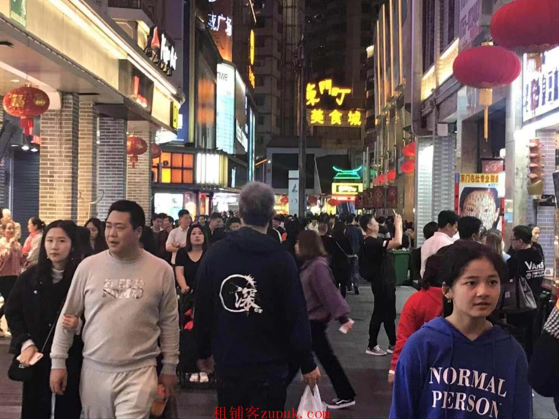 徐汇星游城对面沿街230平 重餐饮 水电煤齐全