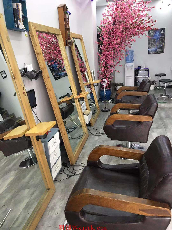 茶园同景国际成熟美发店带会员转让