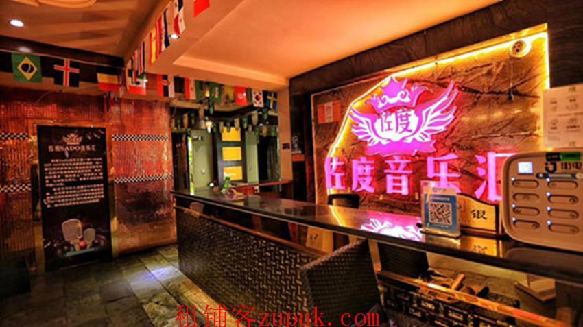 市中心酒吧KTV低价转让,接手即可经营
