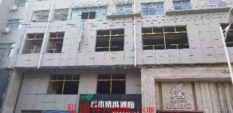 二楼和三楼上下两层商铺租赁