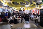 万达广场美食街商场出入口旺铺位置好适合奶茶美食小吃
