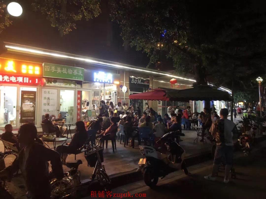 (出租) 30-250方临街社区商铺 出租  可分租