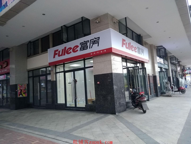 蓝光COCO国际二期独幢8栋107转角旺铺出租