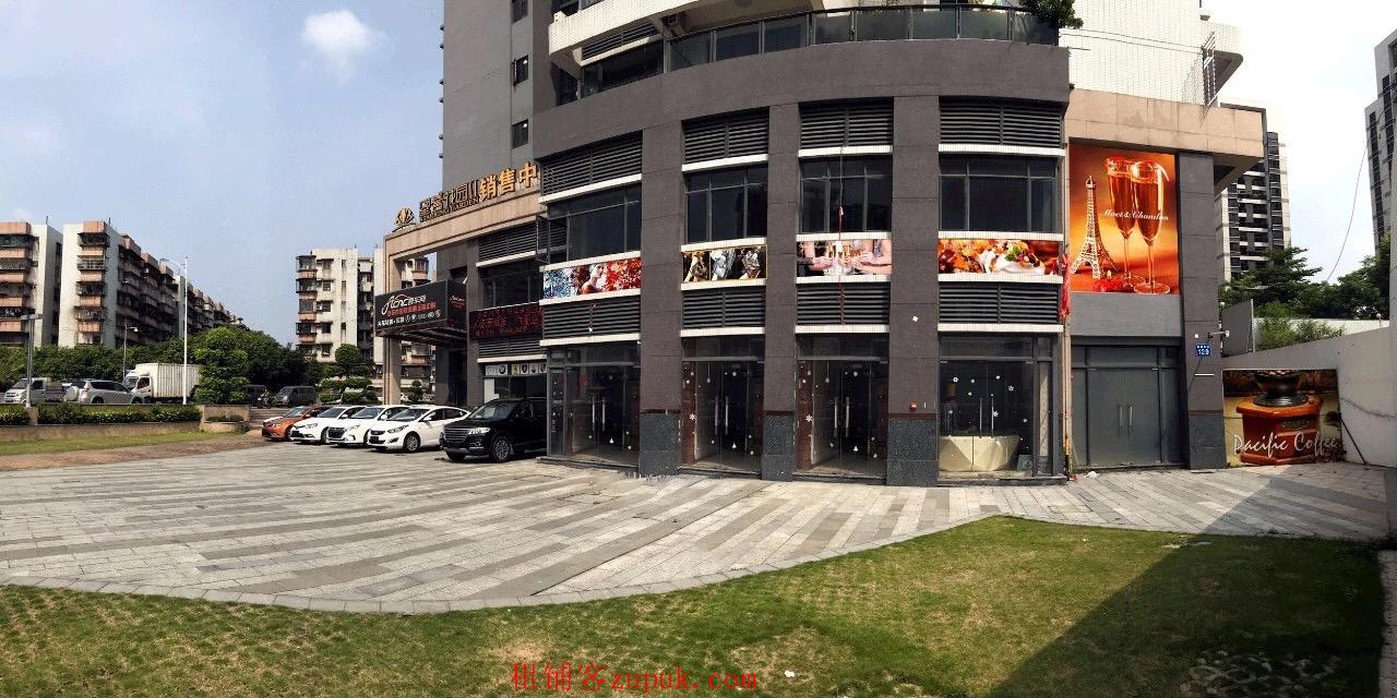 番禺市桥 左边市场旁47方临街旺铺出租 诚邀零售百货进驻