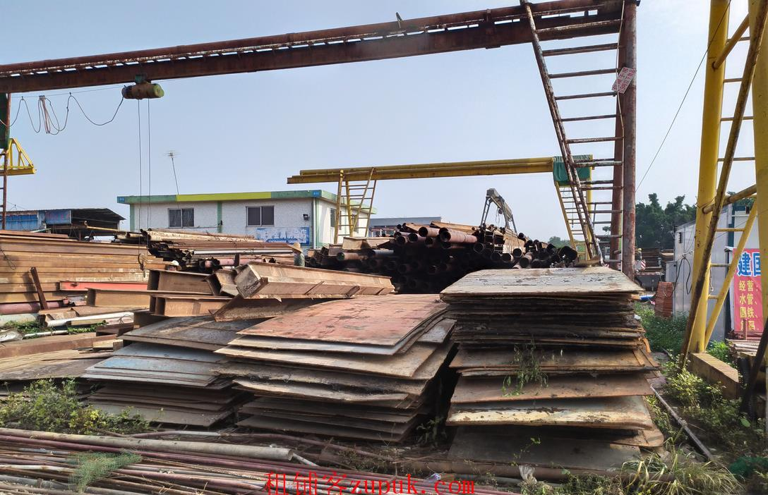 广州金属市场有2万方招租,诚邀船板行业进驻