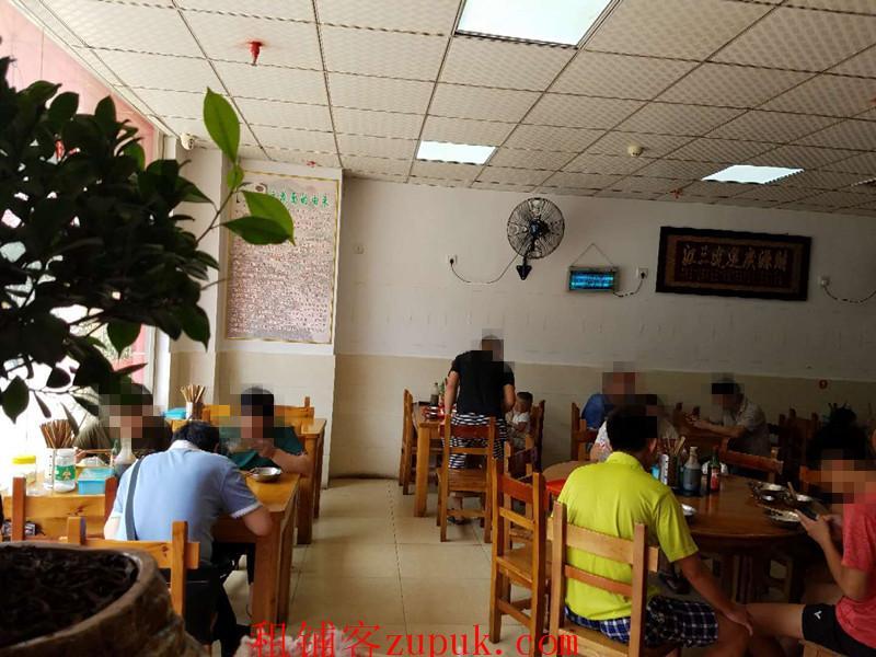 山水黔城120平餐馆转让