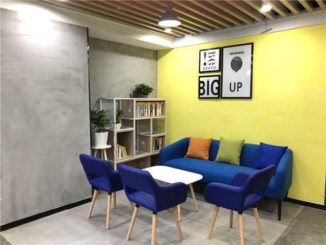 荔湾中山八 办公室 共享区域 灵活方便地低成本