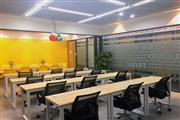 【福田会议室出租】10-40人小中型会议室出租设备齐全
