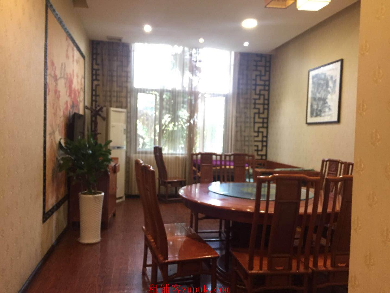 小河大兴星城1400平盈利餐厅转让