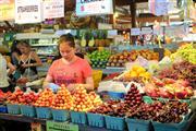 杨浦区平凉路十字路口中高端生鲜超市档口坷做蔬菜水产干货调料