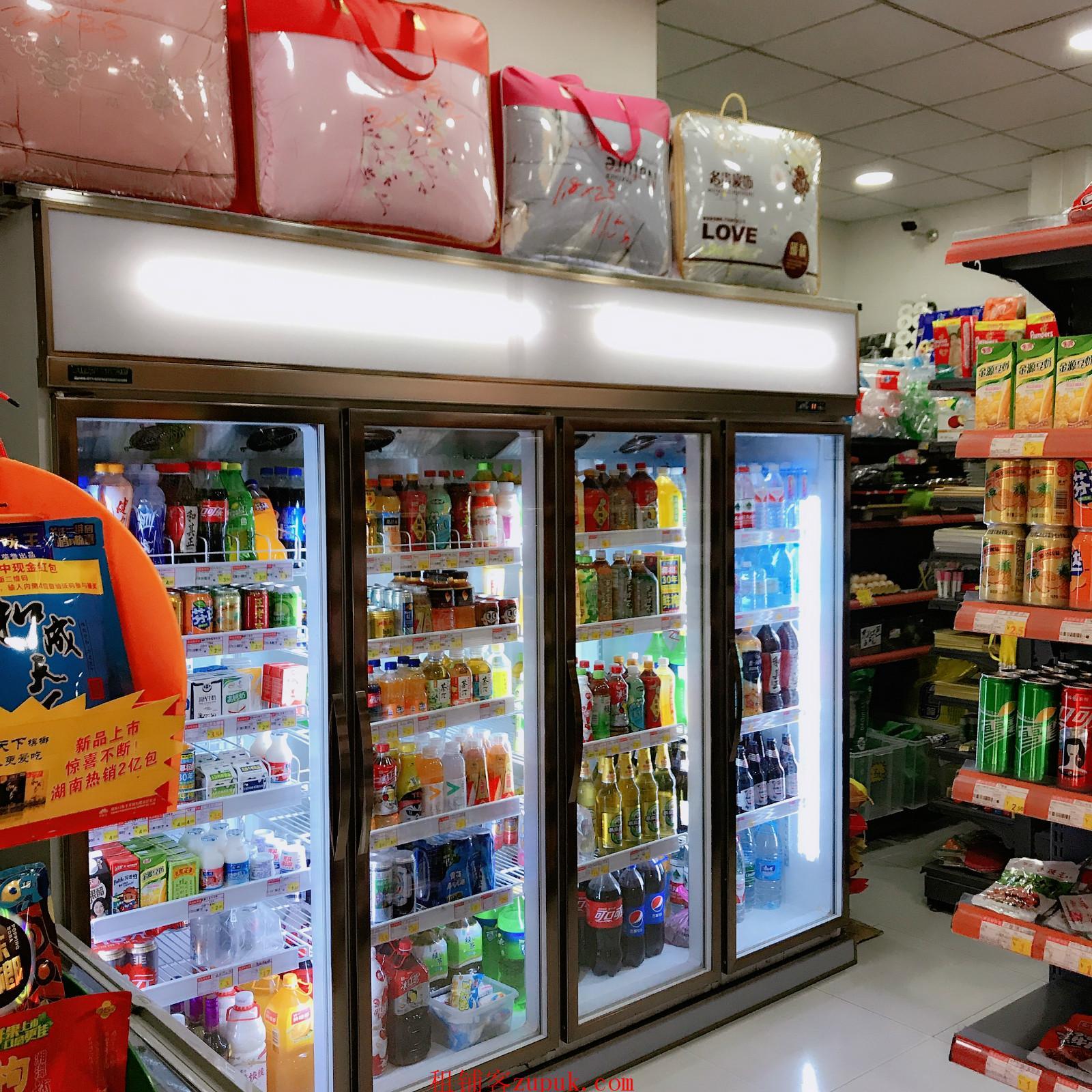 江南区昊壮上乐弯95平超市旺铺转让