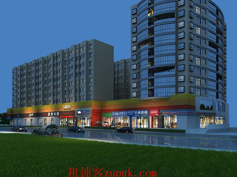 超低价格直租环城南路临街二楼200至1500平米美容健身办公