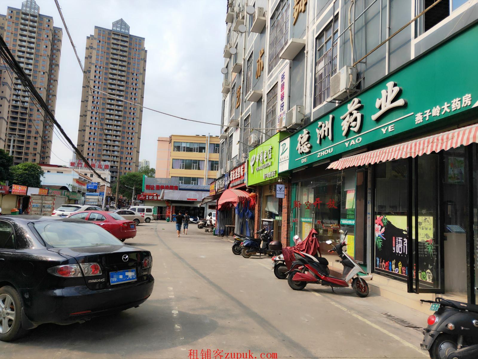 燕子岭路100平盈利中药店低价急转
