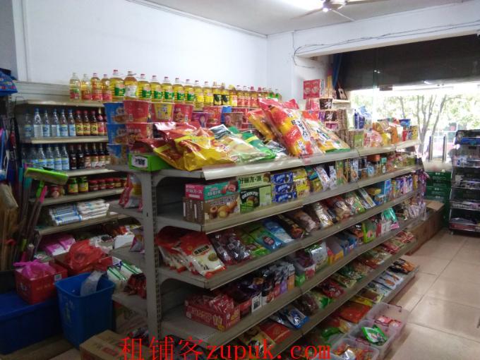 盘龙新天地社区门口126㎡品牌超市转让