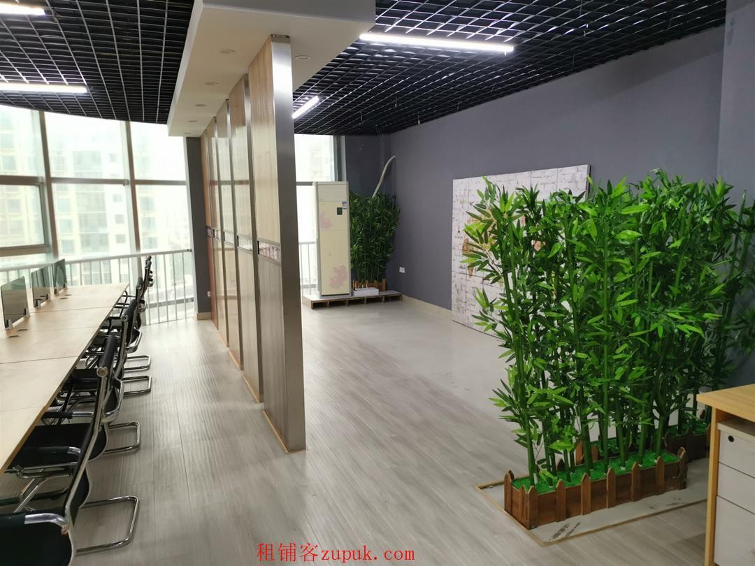 青山湖区北京东路精英汇200平,拎包办公。