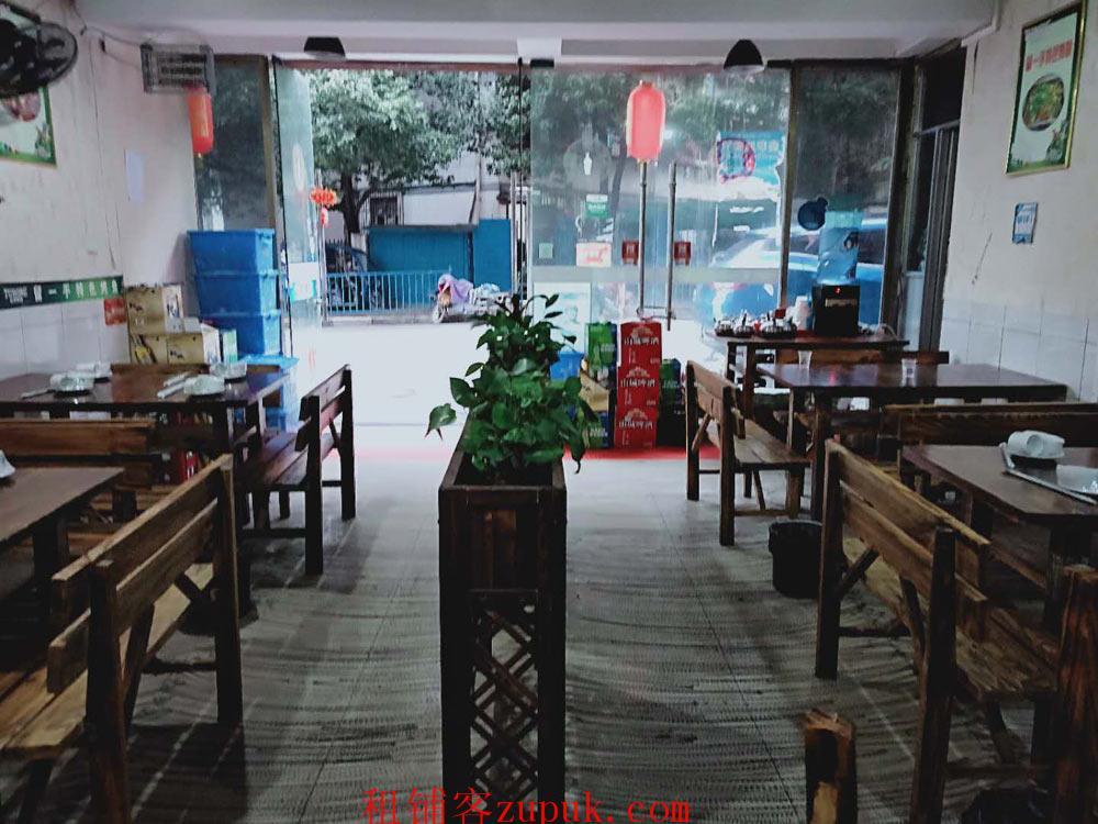 黄山冲路公交车站台旁留一手烤鱼店盈利生意转让
