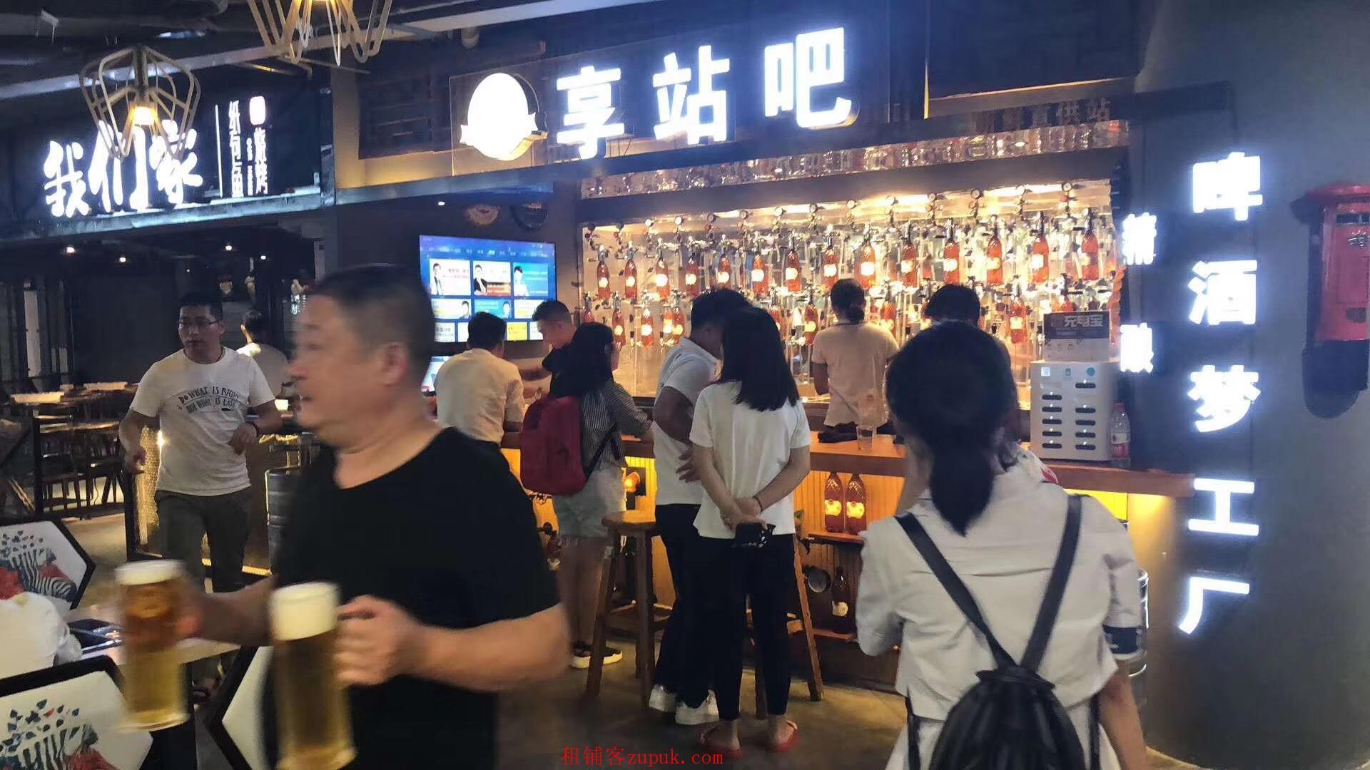 下城区武林核心商圈嘉里中心餐饮旺铺转让 客流量爆炸