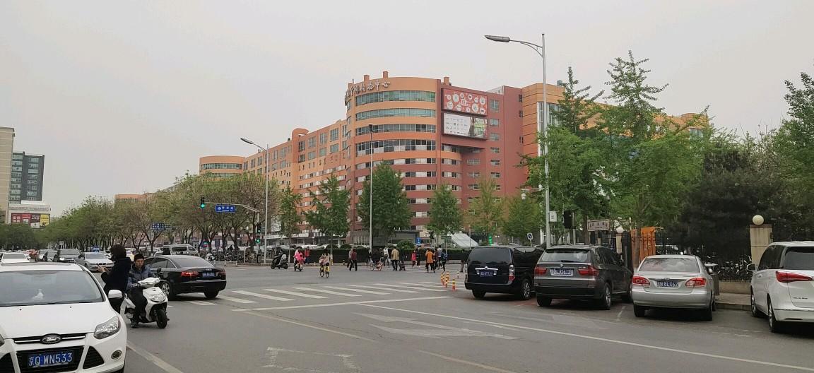 金源购物中心临街底商