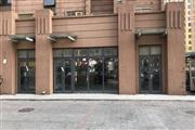 金泽家园70平临街底商出租