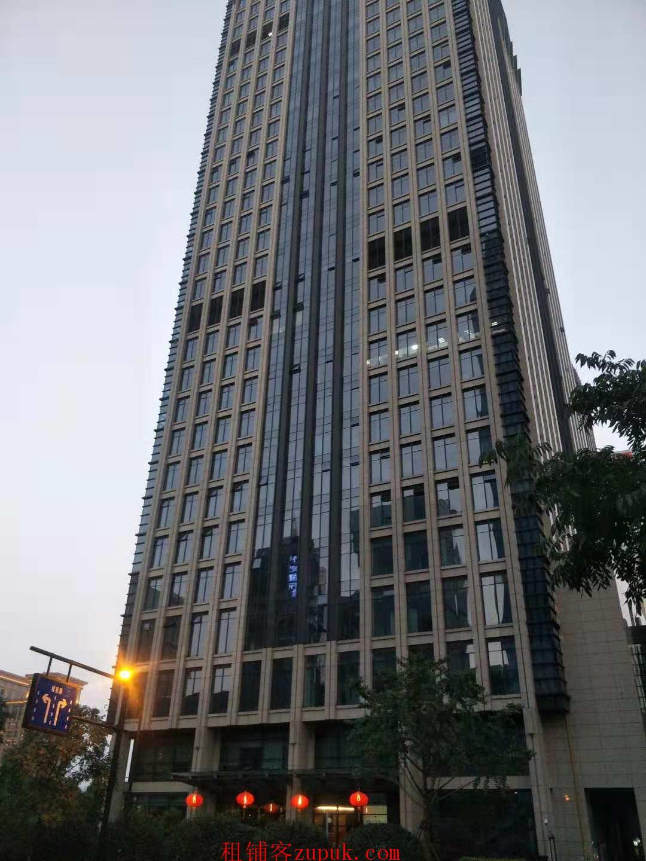 江干钱江新城300米76栋写字楼十万人办公餐饮商铺