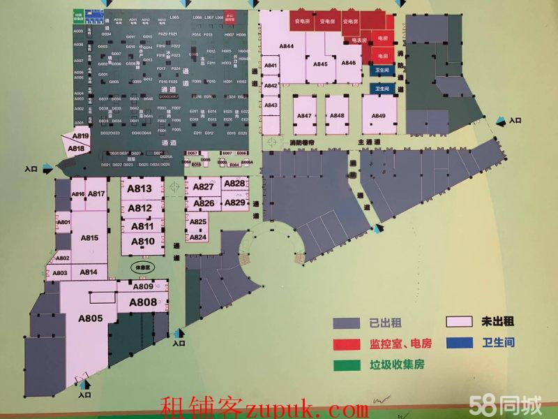 大型楼盘小区出入口,922平方15米门面招生活超市