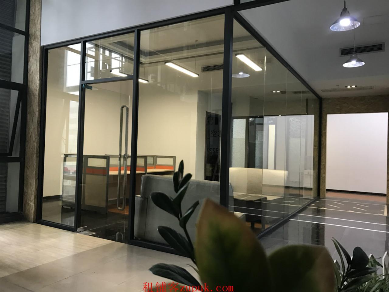 番禺广场地铁口 区府旁85方孵化办公室出租 诚邀软件行业进驻