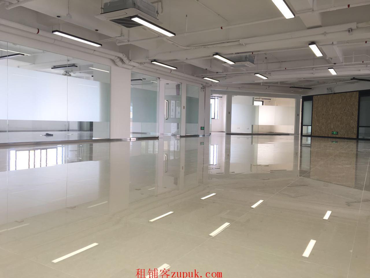 番禺广场 侨城中学旁2千方毛坯写字楼出租 可灵活租用面积