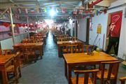 水街美食长廊60平烧烤店整体低价转让