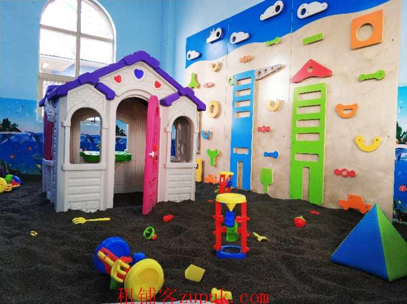 中环国际唯一一家儿童乐园低价转让