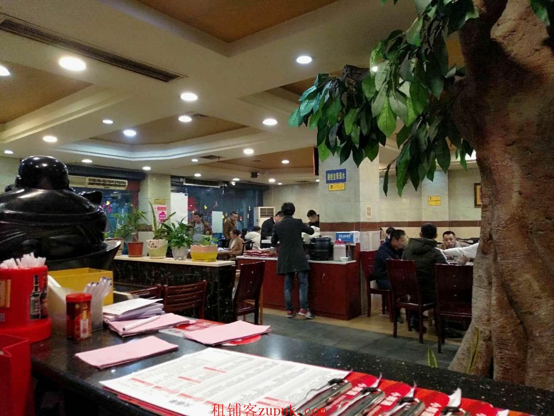 SDS)普泰广场 5年老店 三通火锅中餐酒楼急转