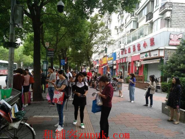 (出租) 黄浦区 南京东路 沿街旺铺出租网红品牌餐饮 客流巨