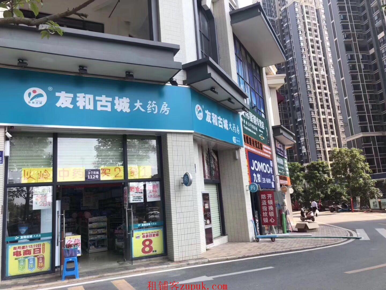 五象九千户大社区 临街铺 现在免费招商