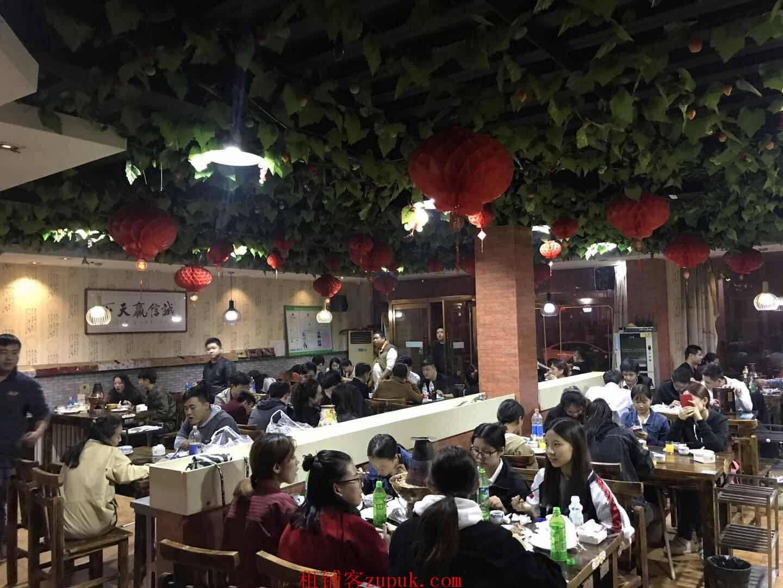 红旗大街红滨路美食街老沧州火锅鸡带技术秘方商标餐饮公司转让