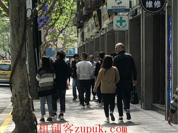 虹口江湾菜市场沿街一楼小面积餐饮铺业态不限费用可谈