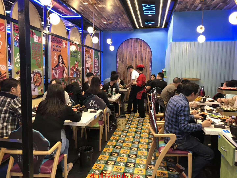 青羊区成熟写字楼物业招中式快餐、冒菜、酸菜鱼业态不限