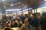 静安寺地铁口愚园东路十字路口沿街旺铺重餐包执照人流密集