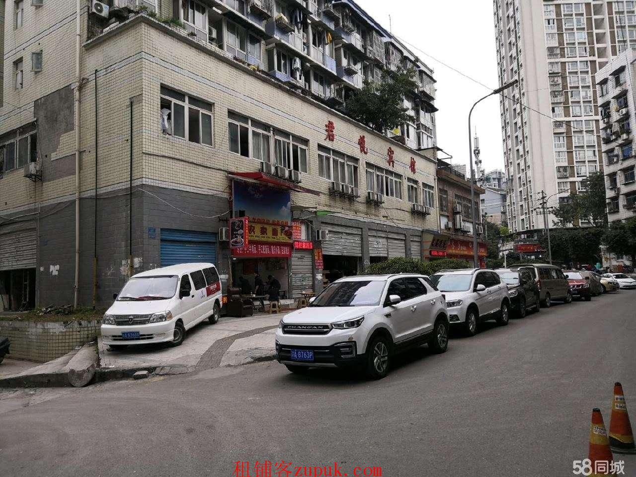 龙溪花卉西侧红石支路临街商铺业主直租