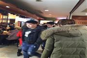 13号线真北路地铁站重餐饮旺铺饭点人流爆满可菜饭等