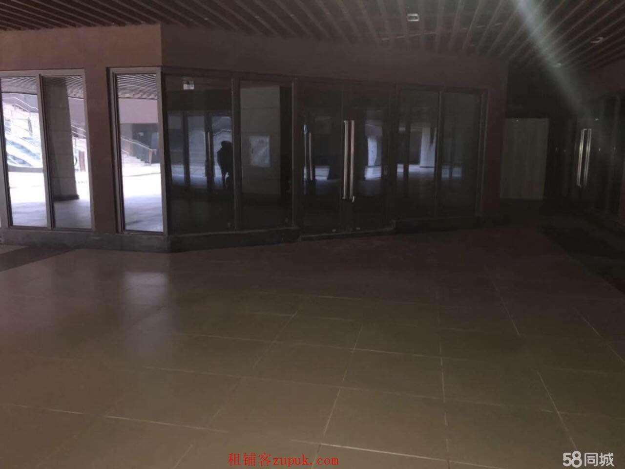 华润二十四城柒公馆一楼、负一楼出租可餐饮