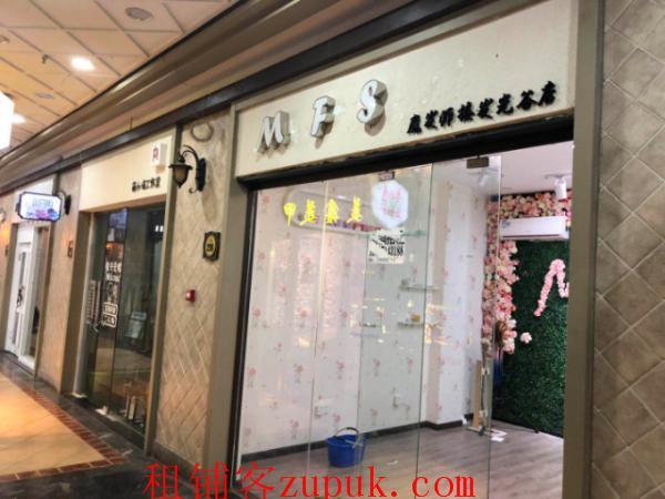 光谷西班牙风情街美甲美容服装鞋包店出租