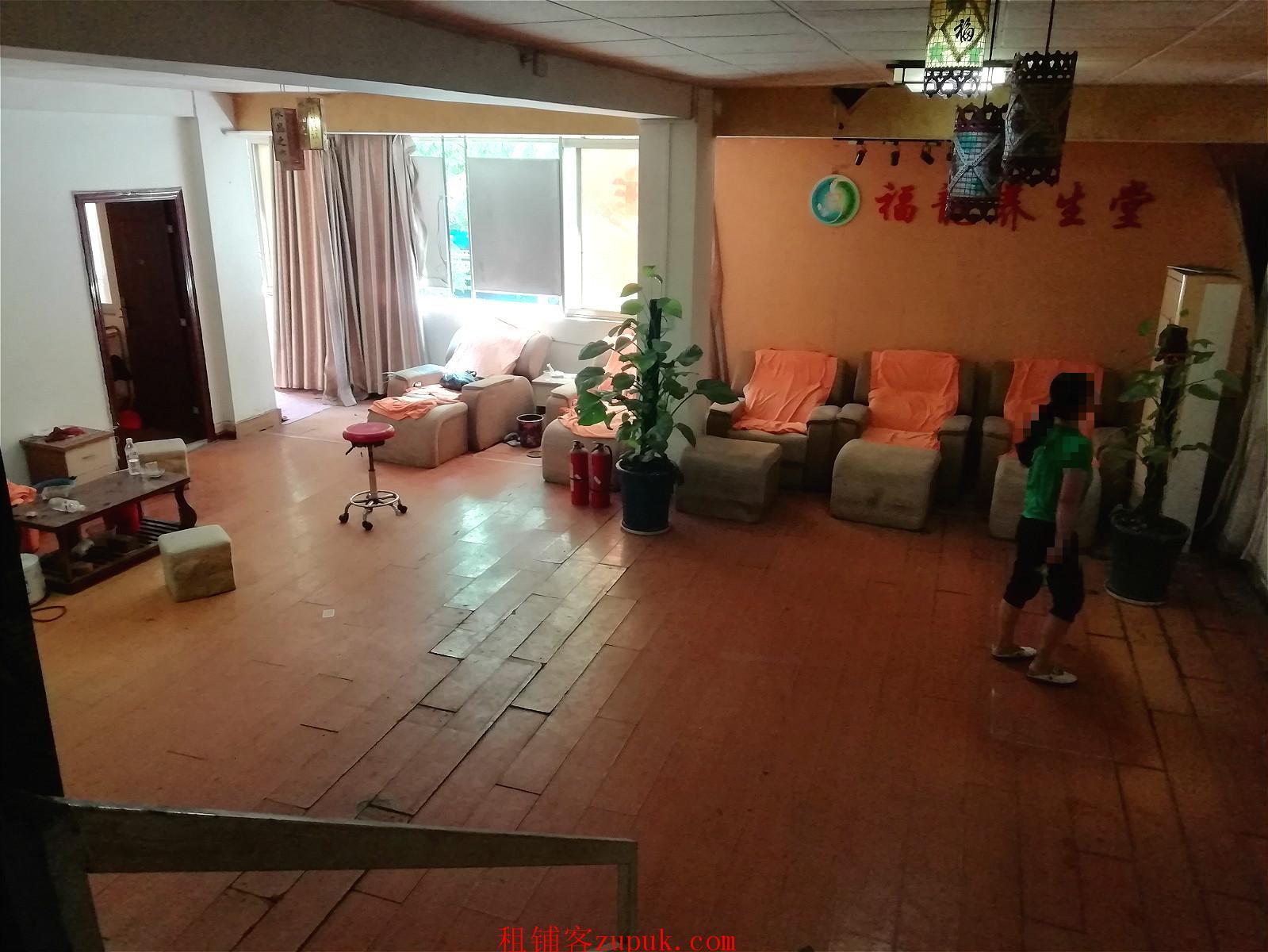桂东商务酒店二楼铺面招租