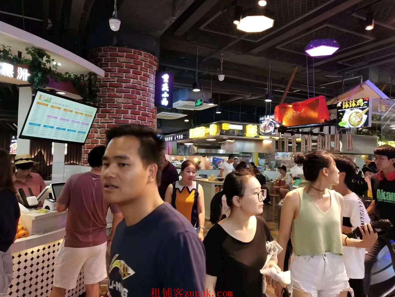 曹路地铁站出口旺铺,人流量大 适合重餐饮,川湘菜等