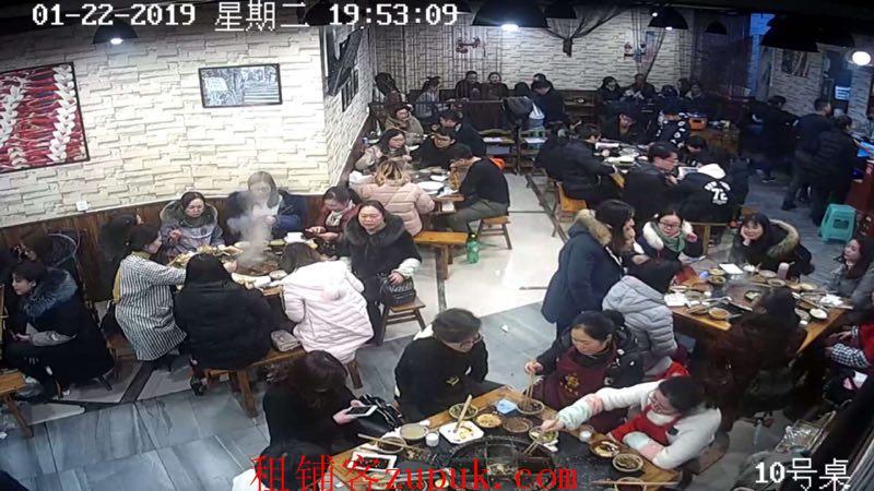 SDS)两小区必经之路 三通外摆火锅串串酒楼饭店