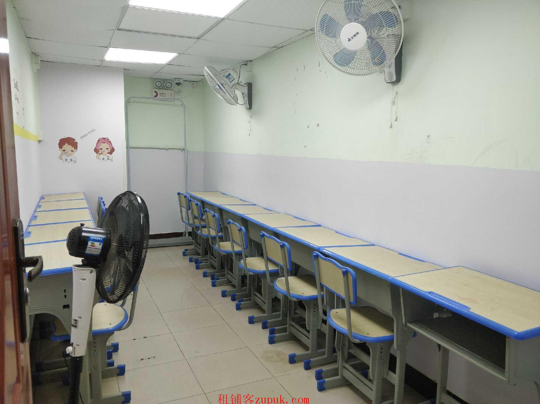 广州海珠区赤岗小学旁教育机构转让